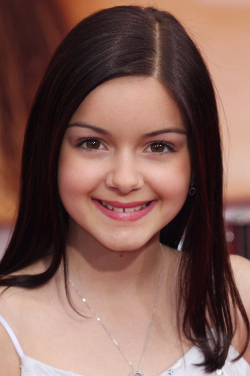 Ariel Winter Hannah Montana The Movie Los Angeles premiere 2009