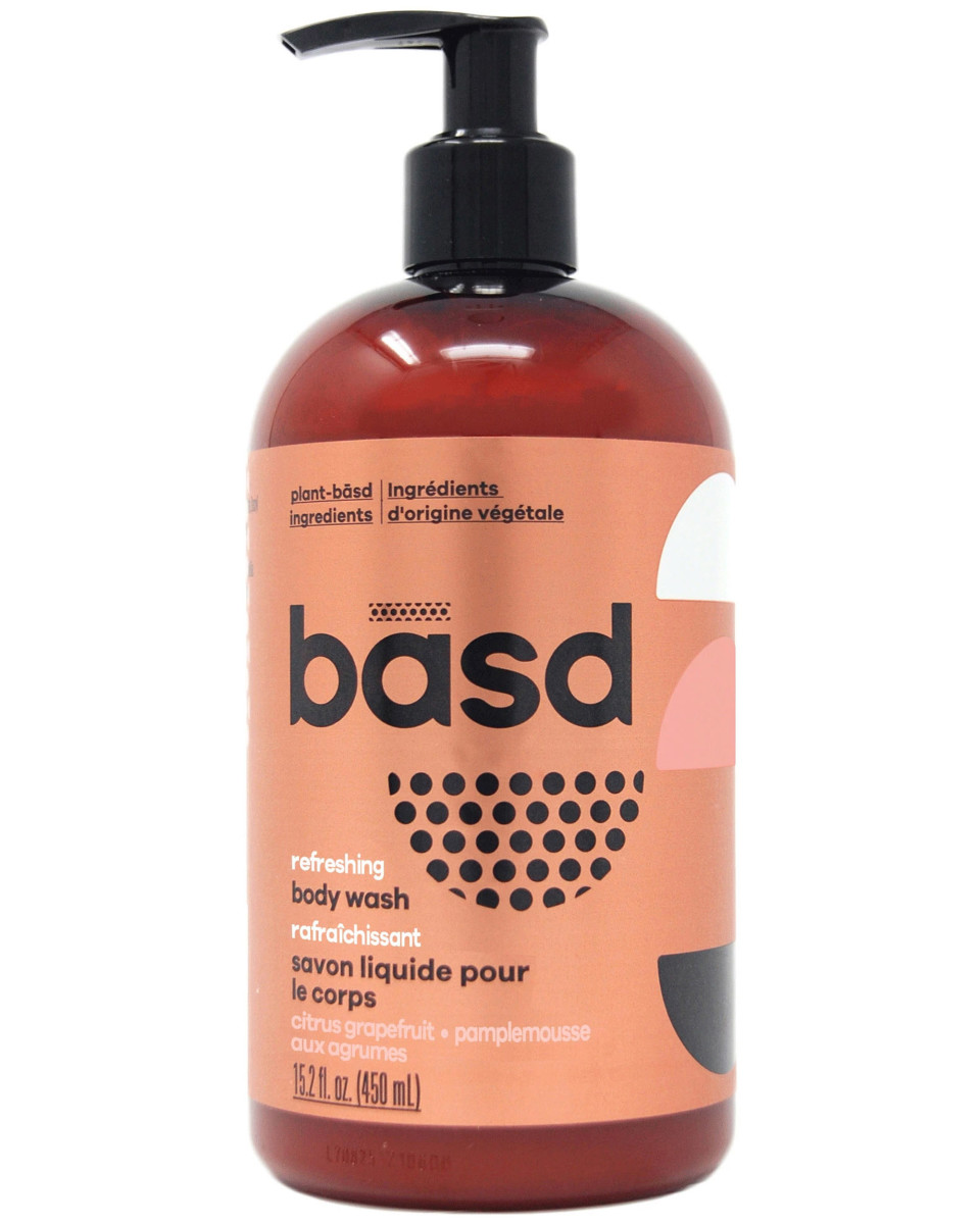 Basd Refreshing Body Wash