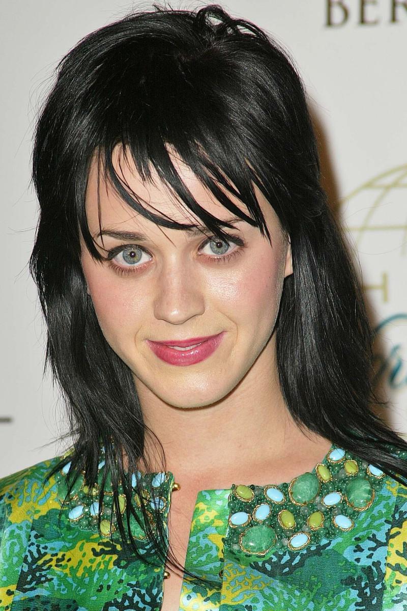 Katy Perry Clive Davis American Music Awards Celebration 2004