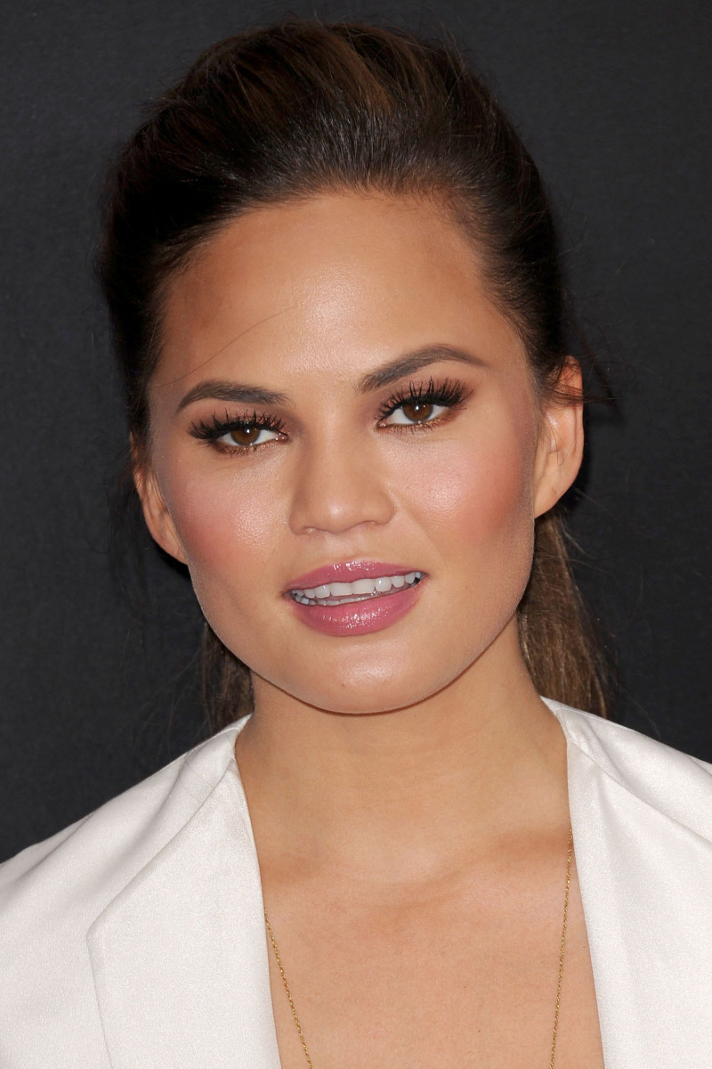Chrissy Teigen What to Expect When You're Expecting New York City premiere 2012