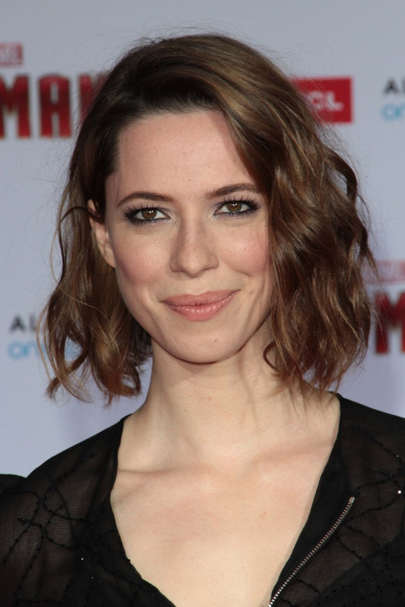 Rebecca Hall Iron Man 3 Los Angeles premiere 2013