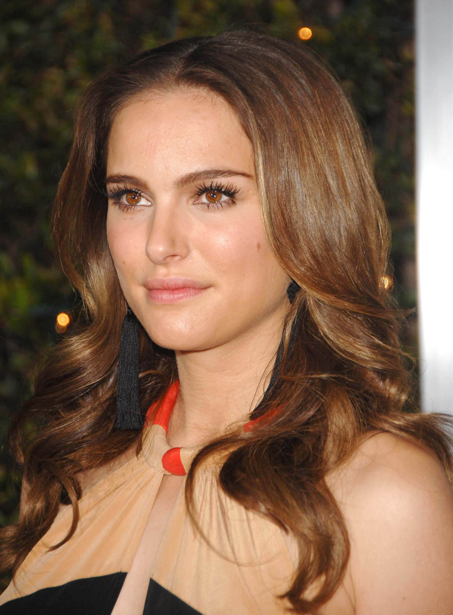 Natalie Portman No Strings Attached Los Angeles premiere 2011