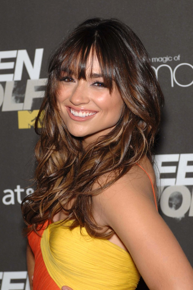 Crystal Reed Teen Wolf Los Angeles premiere 2011