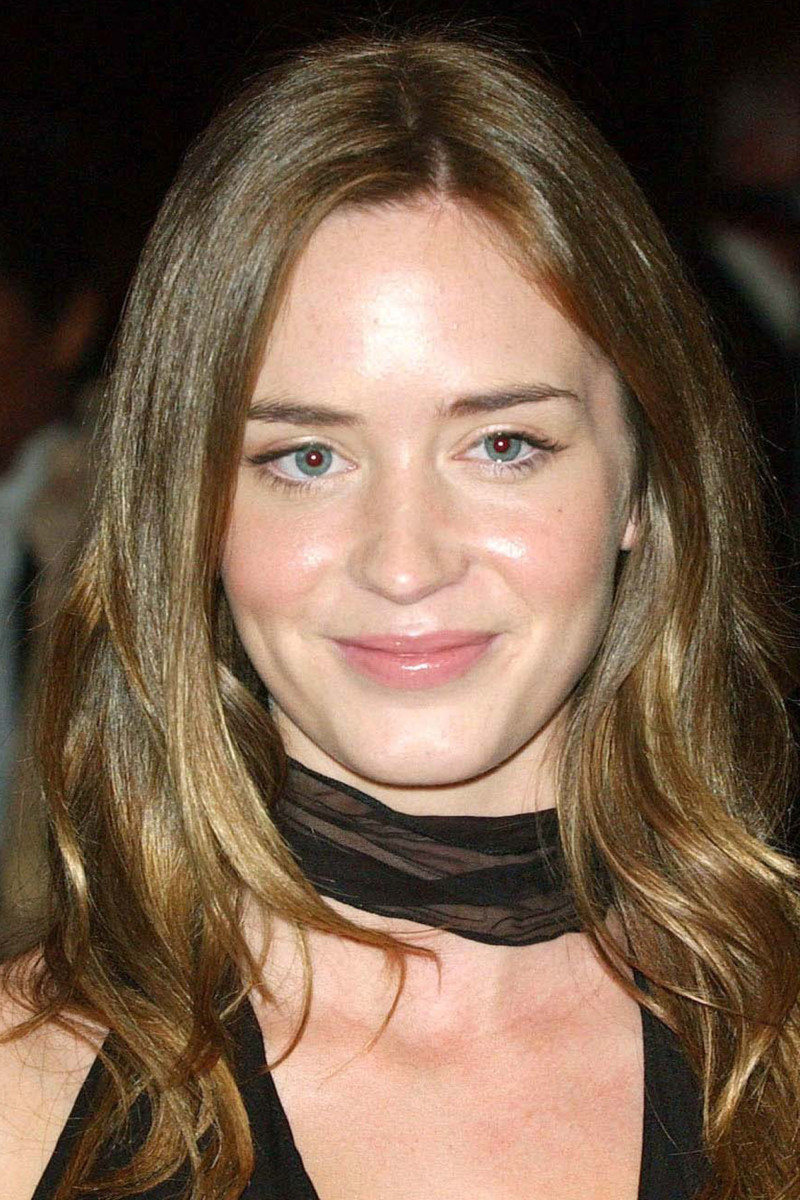 Emily Blunt British Independent Film Awards 2004