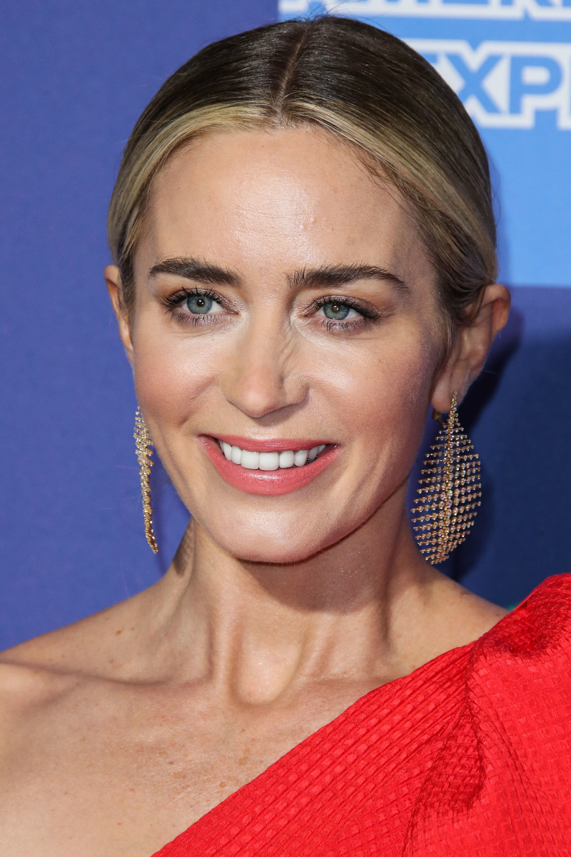 Emily Blunt Palm Springs International Film Festival Awards Gala 2019