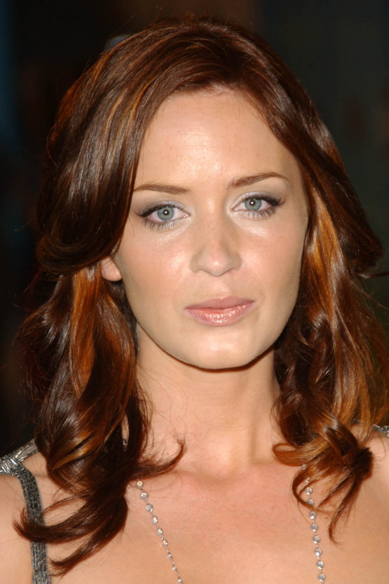 Emily Blunt Women in Film Crystal Lucy Awards 2007
