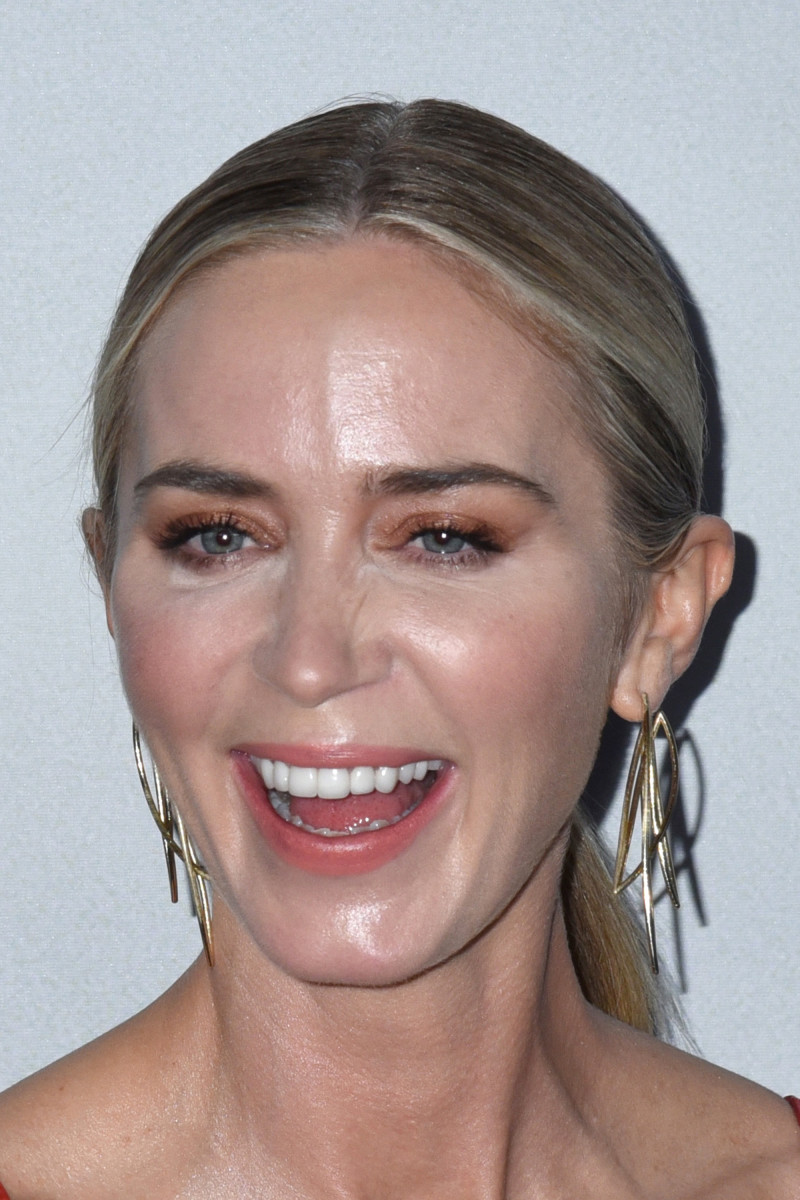 Emily Blunt A Quiet Place Part II New York City premiere 2020
