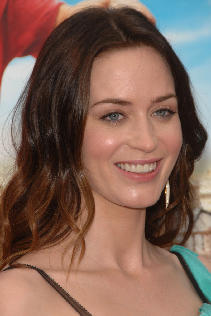 Emily Blunt Gulliver's Travels Los Angeles premiere 2010