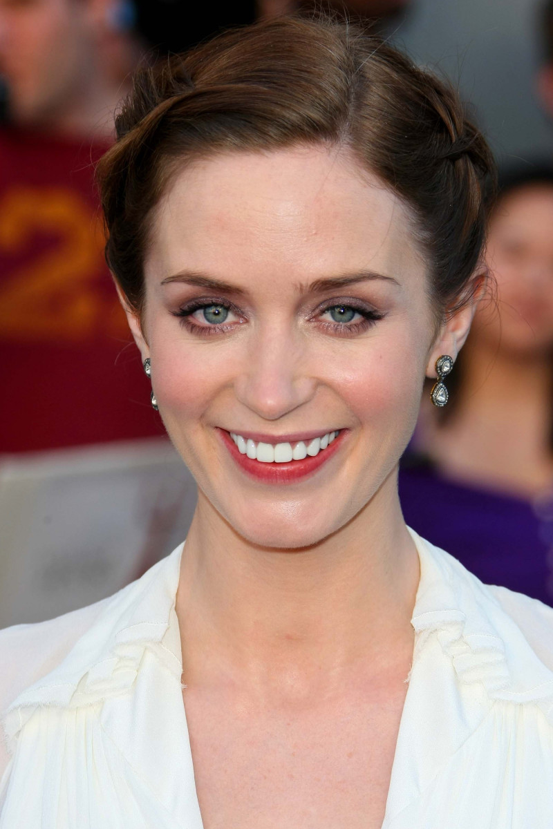 Emily Blunt Gnomeo Juliet world premiere 2011