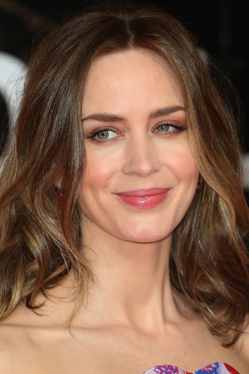 Emily Blunt Edge of Tomorrow London premiere 2014