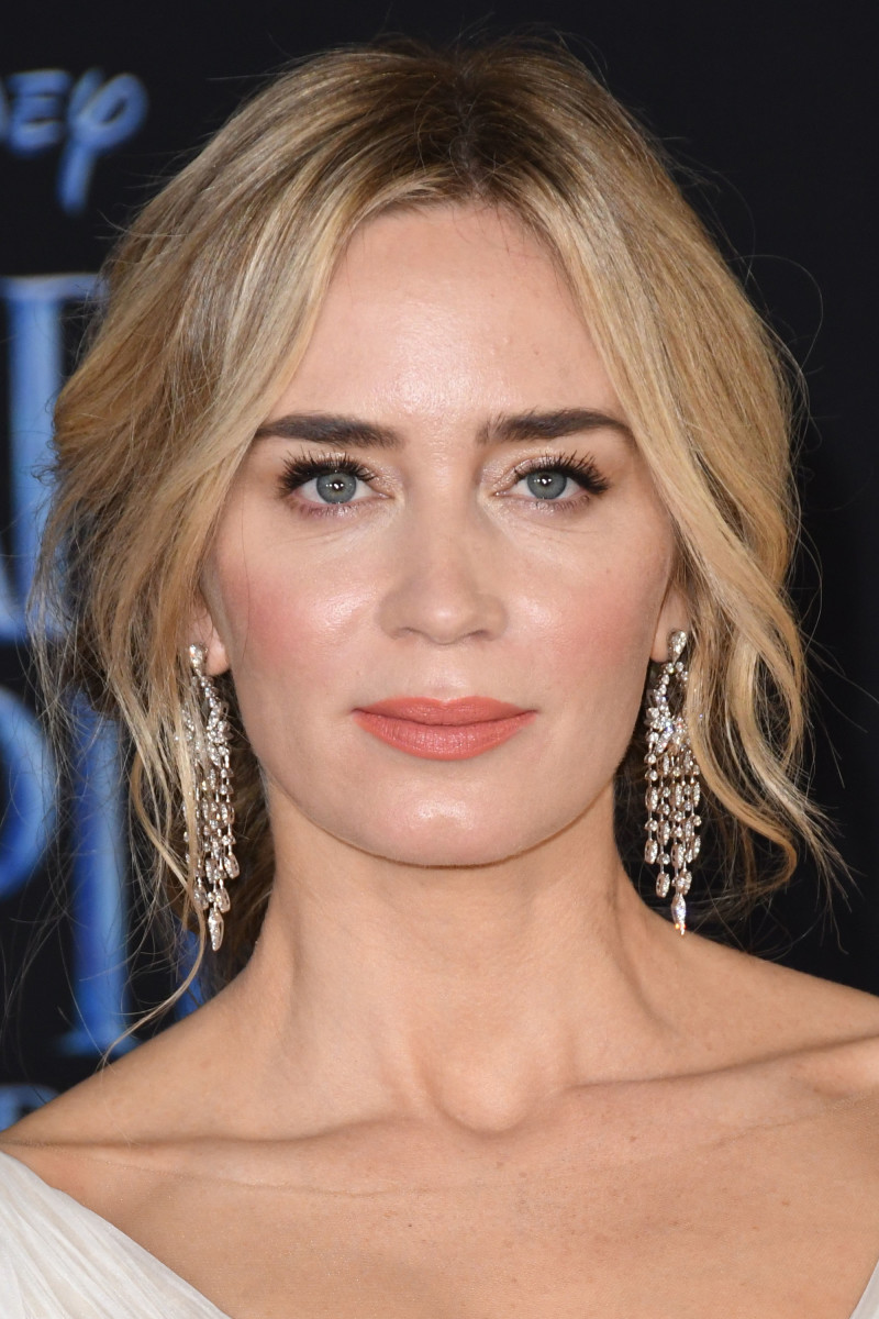 Emily Blunt Mary Poppins Returns Los Angeles premiere 2018