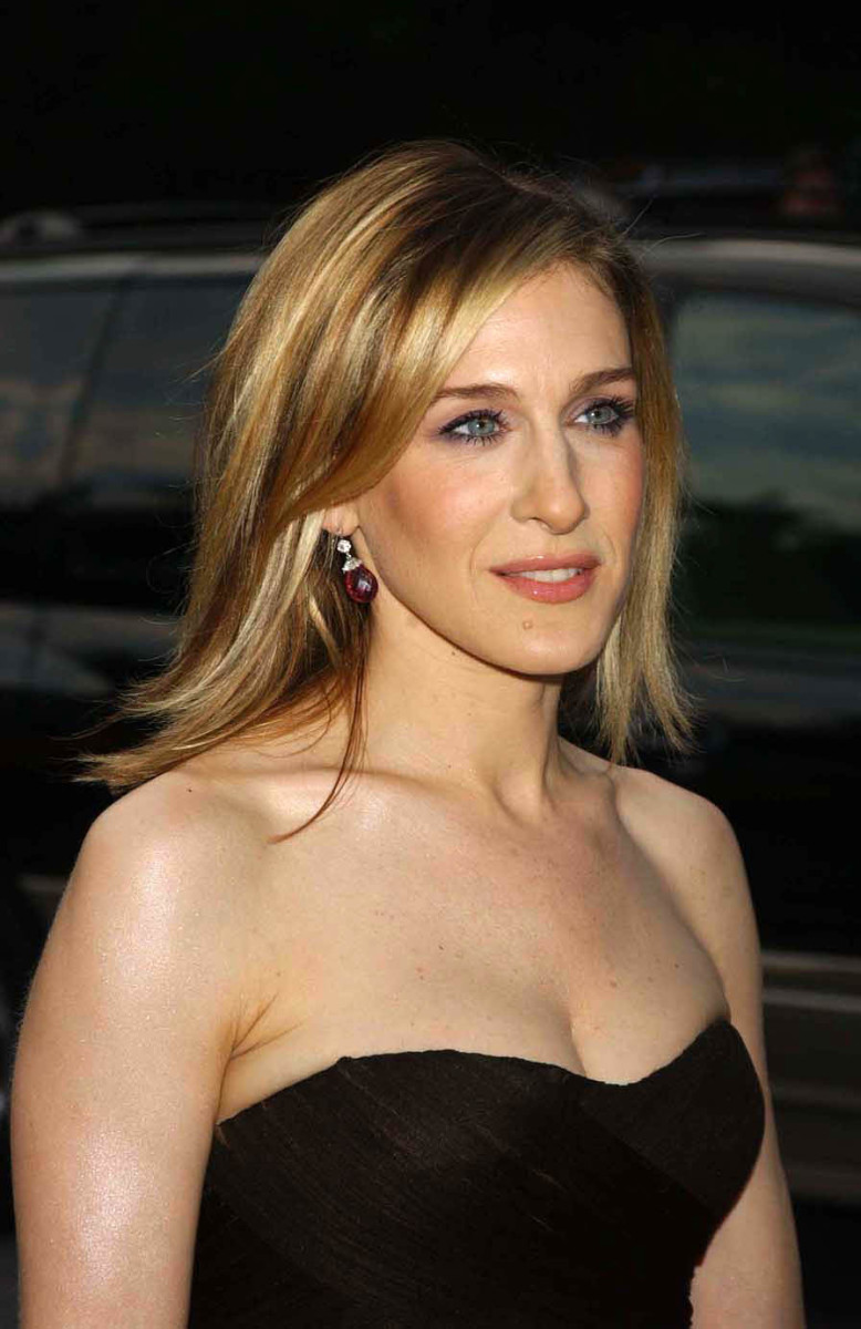 Sarah Jessica Parker Fresh Air Fund Spring Gala 2003