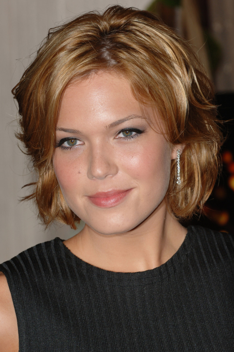Mandy Moore Women in Film Crystal Lucy Awards 2005