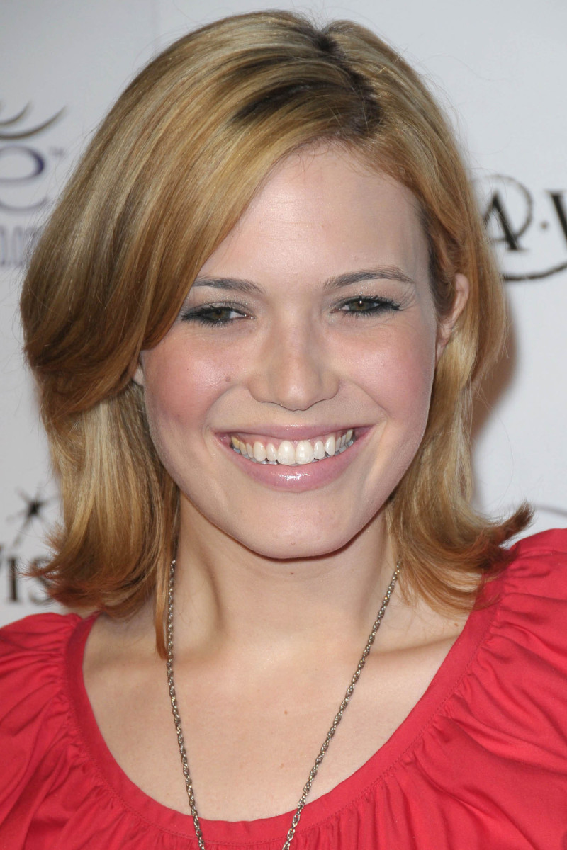 Mandy Moore Latisse launch event 2009