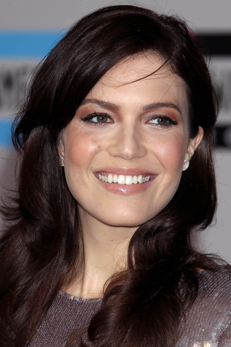 Mandy Moore American Music Awards 2010