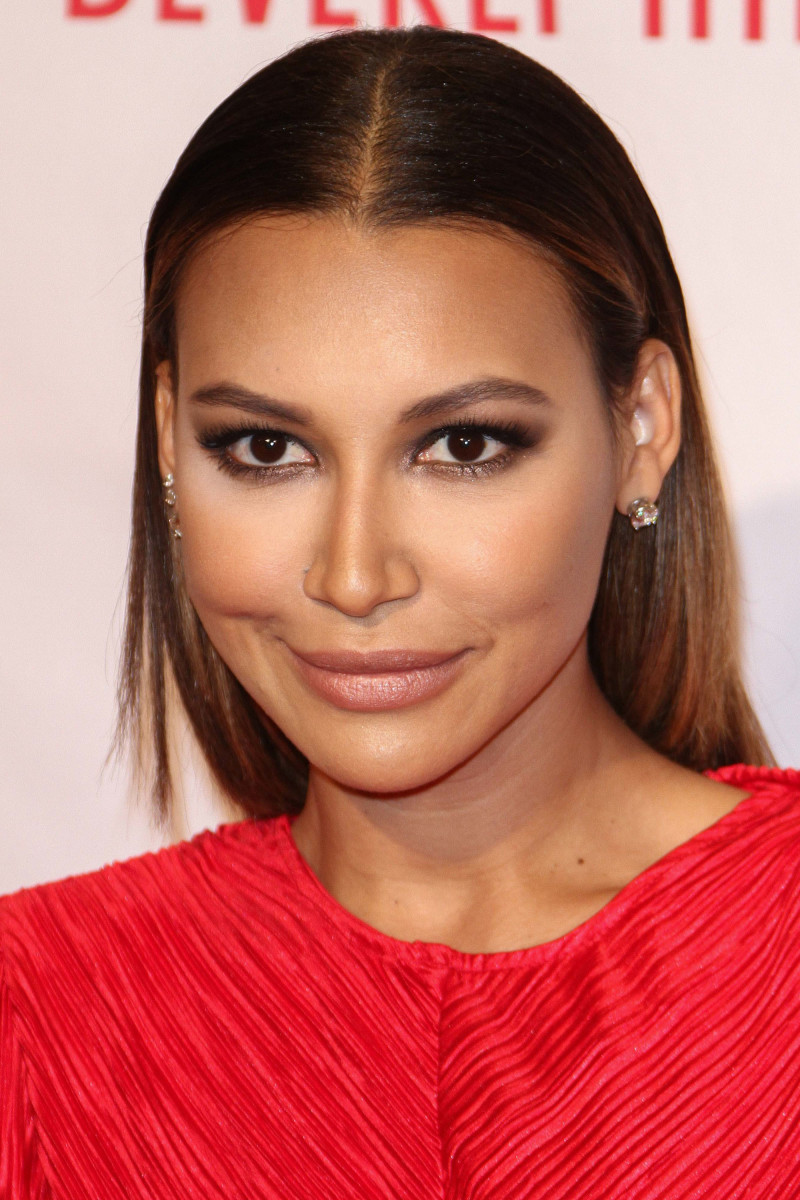 Naya Rivera Race to Erase MS Gala 2016