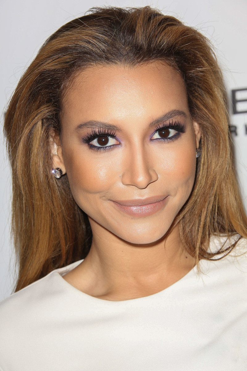 Naya Rivera Marie Claire Fresh Faces Party 2014