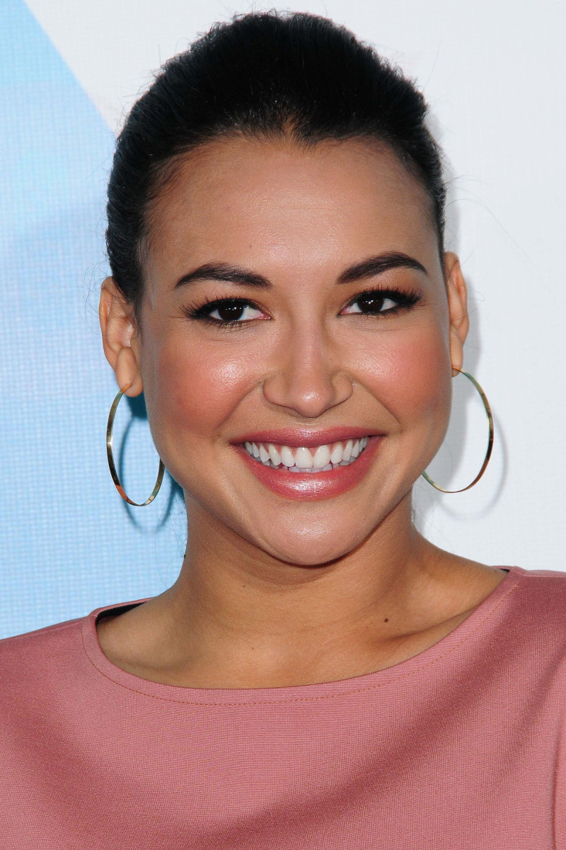 Naya Rivera Fox Upfront presentation 2012