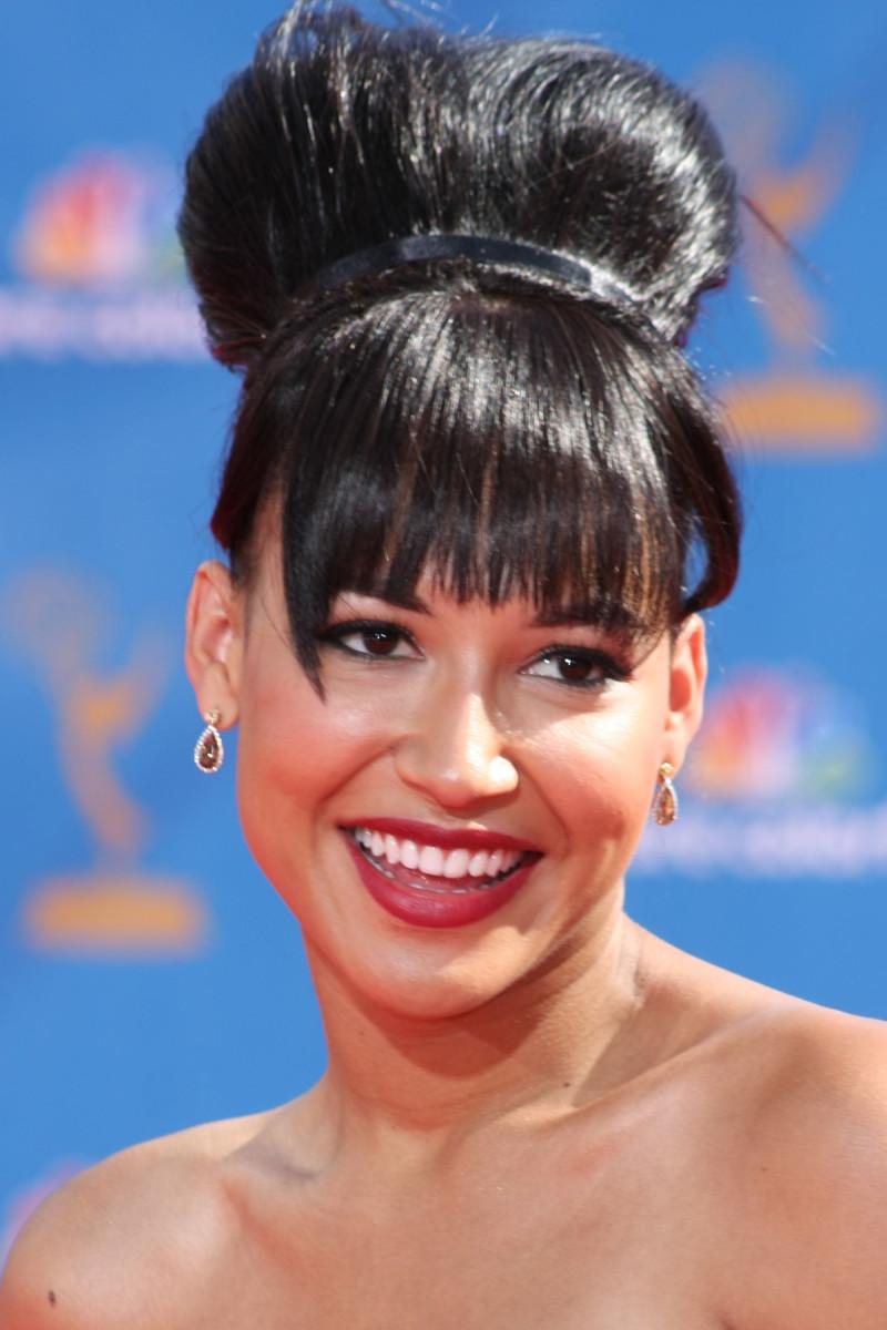 Naya Rivera Emmys 2010