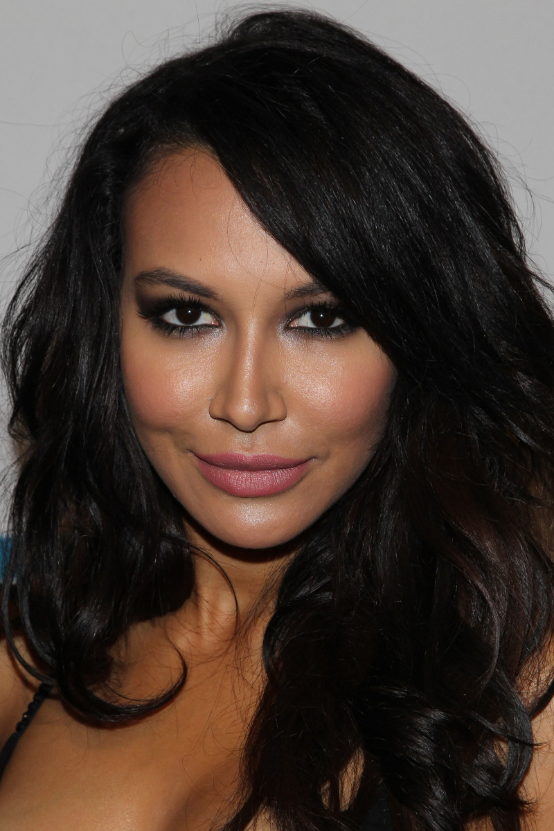 Naya Rivera UNICEF Masquerade Ball 2014