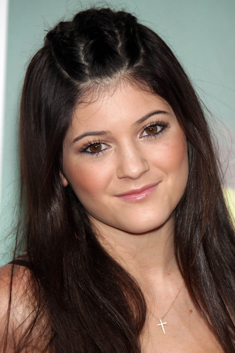 Kylie Jenner Easy A Los Angeles premiere 2010