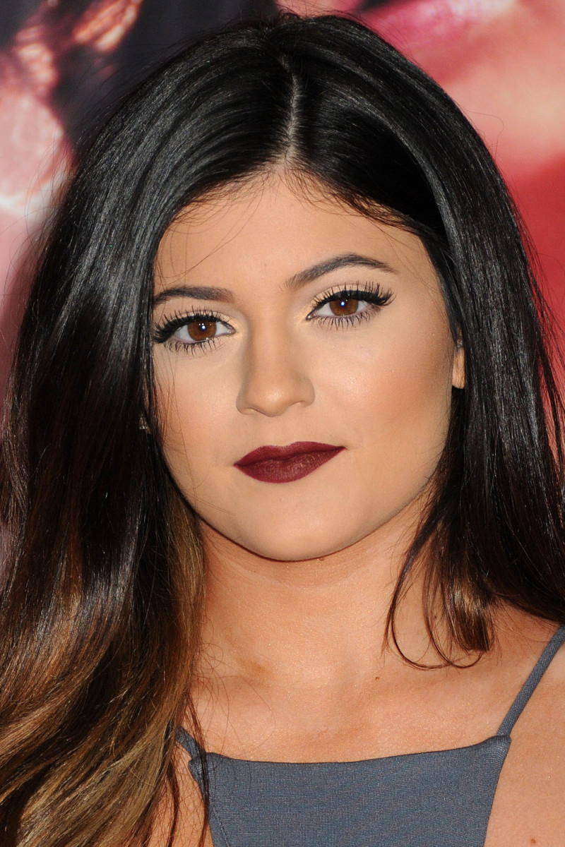 Kylie Jenner The Hunger Games Catching Fire Los Angeles premiere 2013