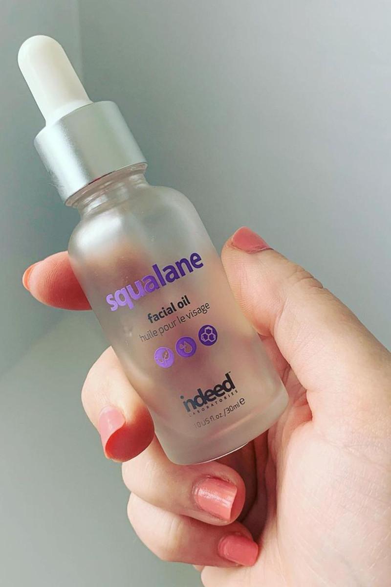 Squalane for skin