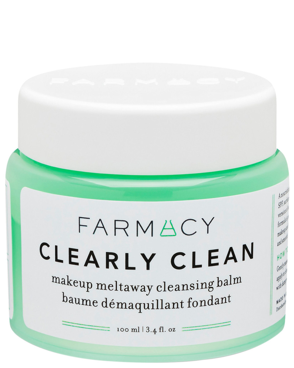 Farmacy Clearly Clean Makeup Meltaway Cleansing Balm