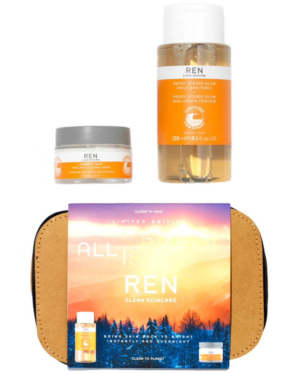 REN Clean Skincare All is Bright