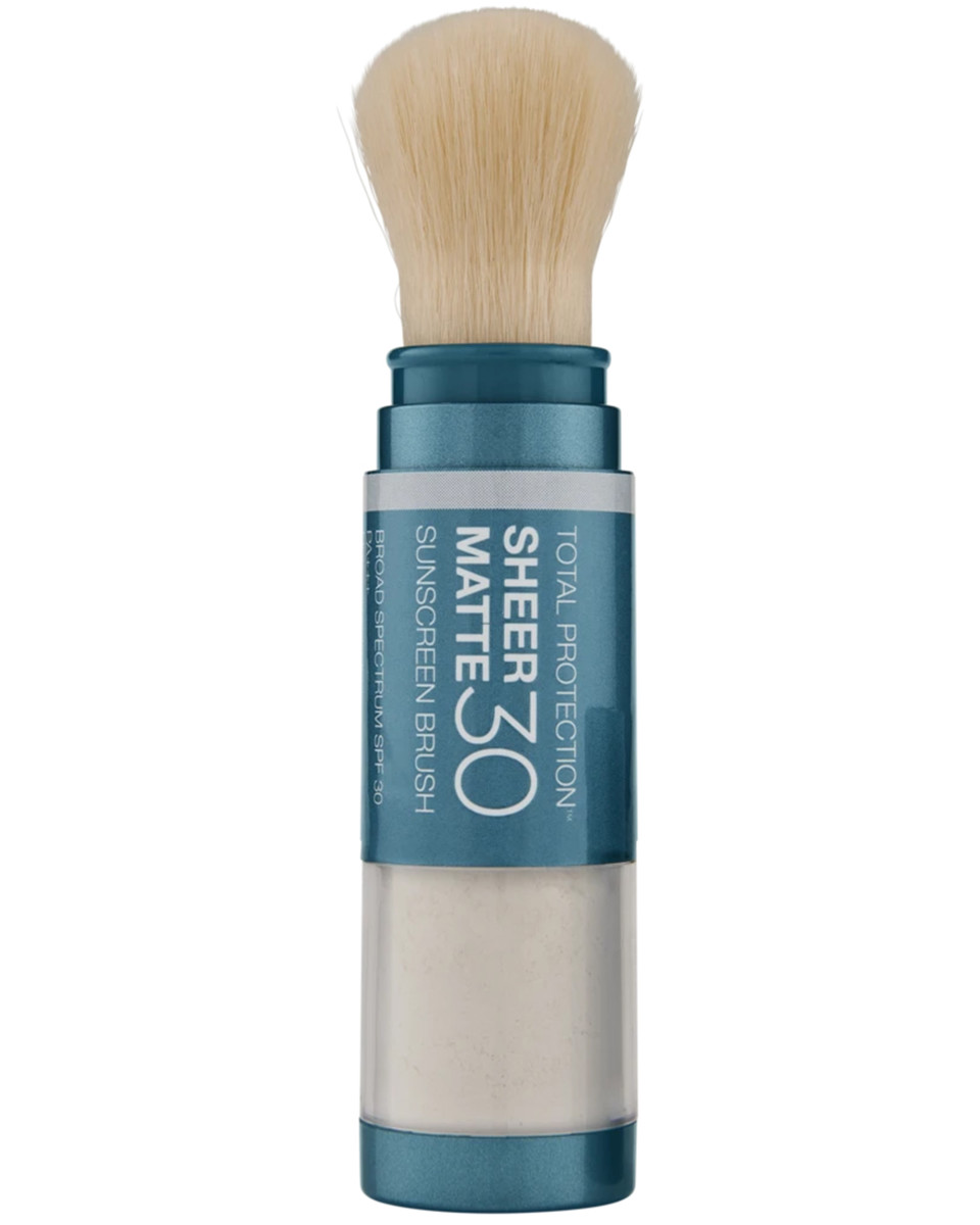 Colorescience Total Protection Sheer Matte SPF 30 Sunscreen Brush
