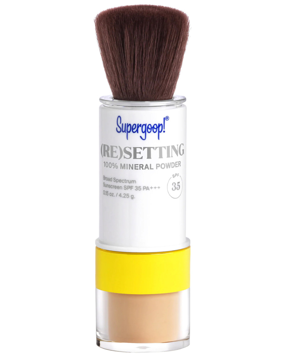 Supergoop Resetting 100 Mineral Powder SPF 35 PA