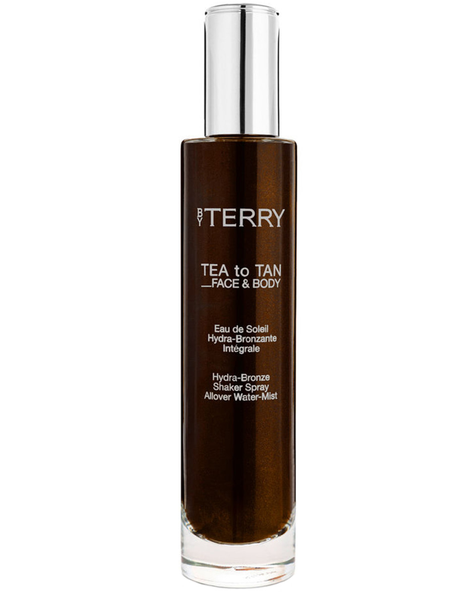 By Terry Tea to Tan Face Body