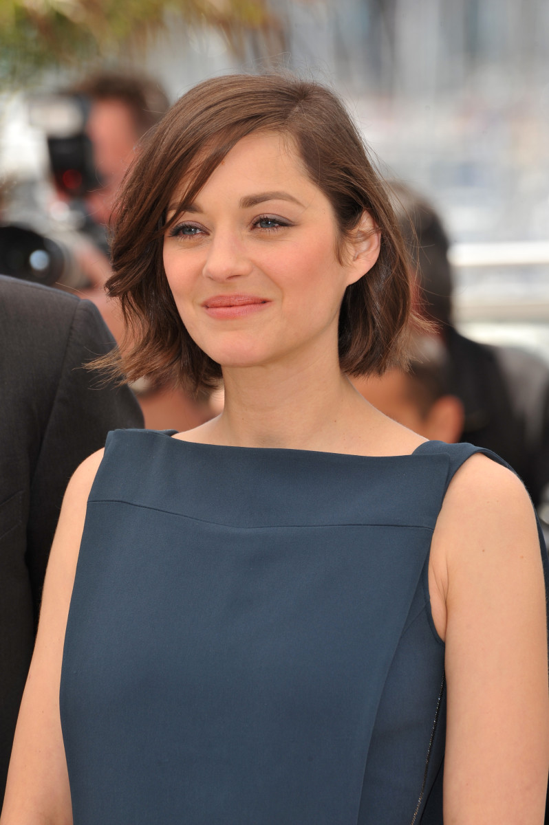 Marion Cotillard Blood Ties Cannes photocall 2013