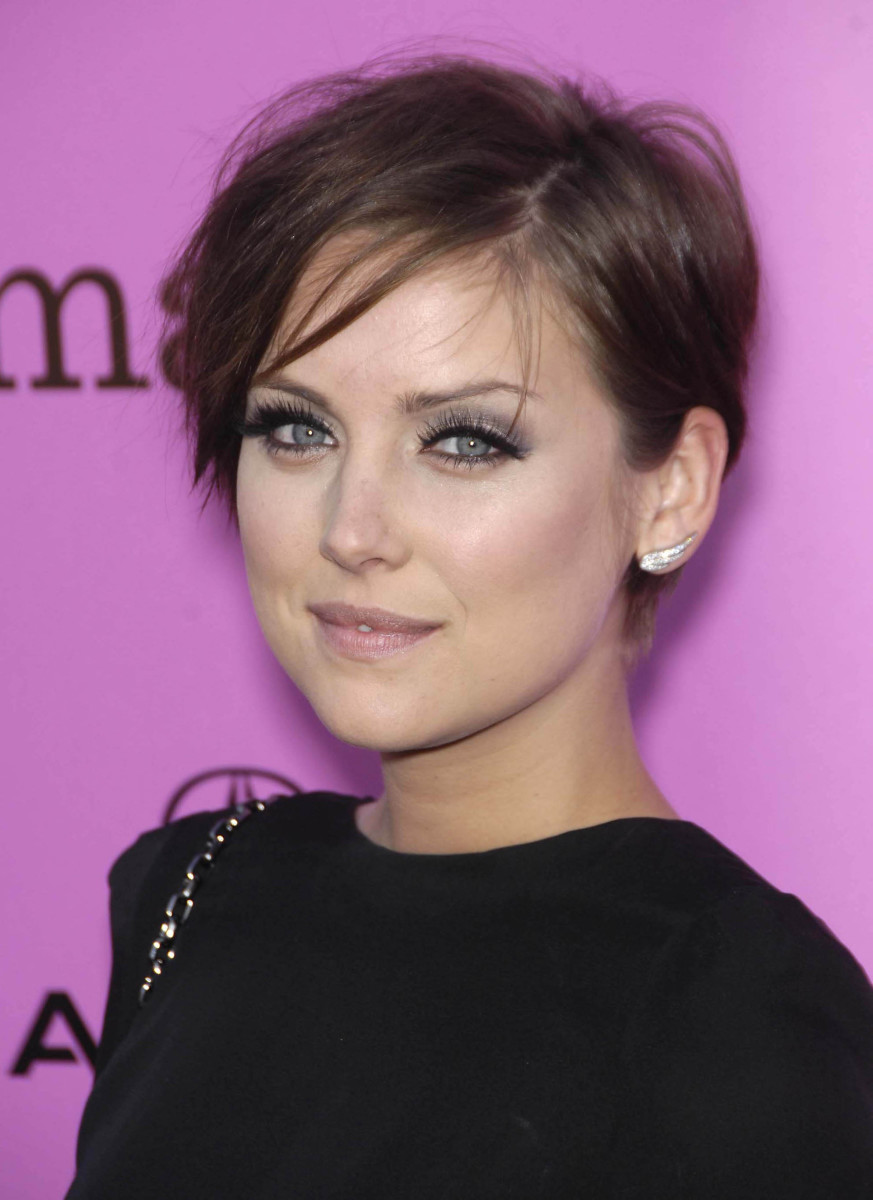 Jessica Stroup Young Hollywood Awards 2010