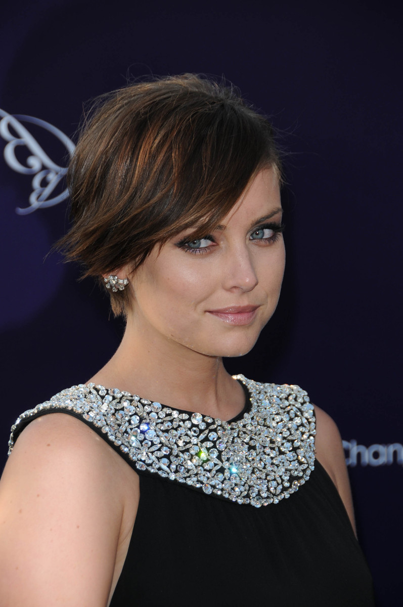 Jessica Stroup Chrysalis Butterfly Ball 2010