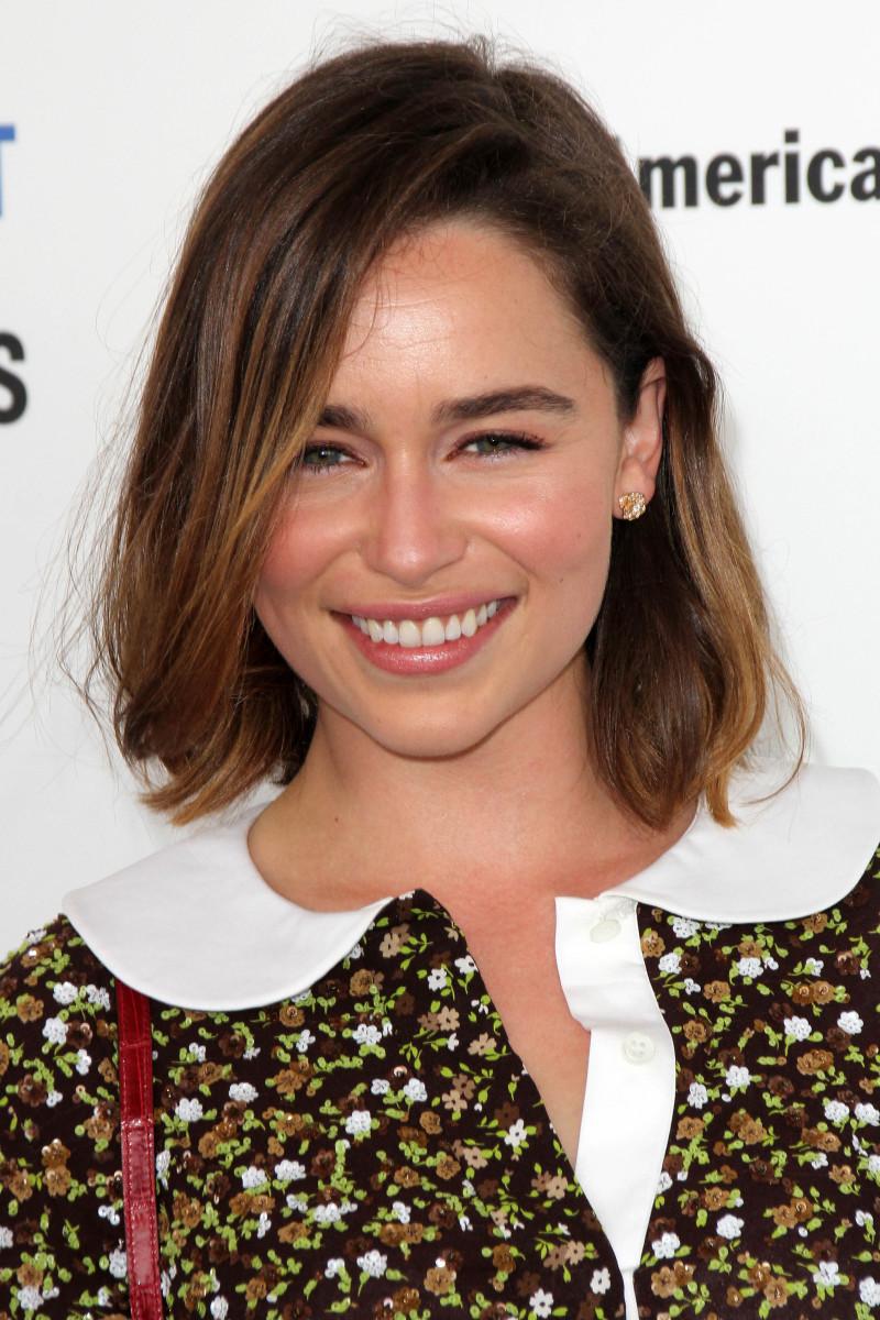Emilia Clarke Independent Spirit Awards 2016