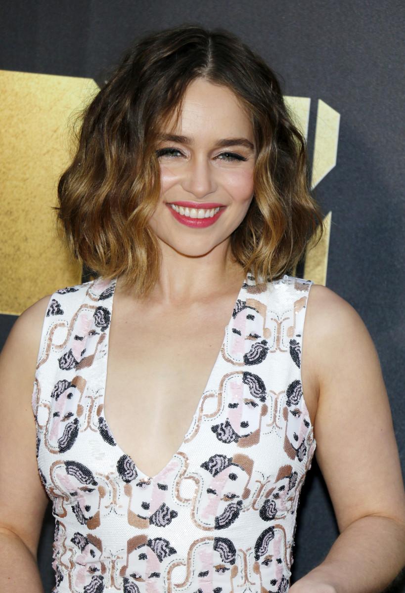 Emilia Clarke MTV Movie Awards 2016