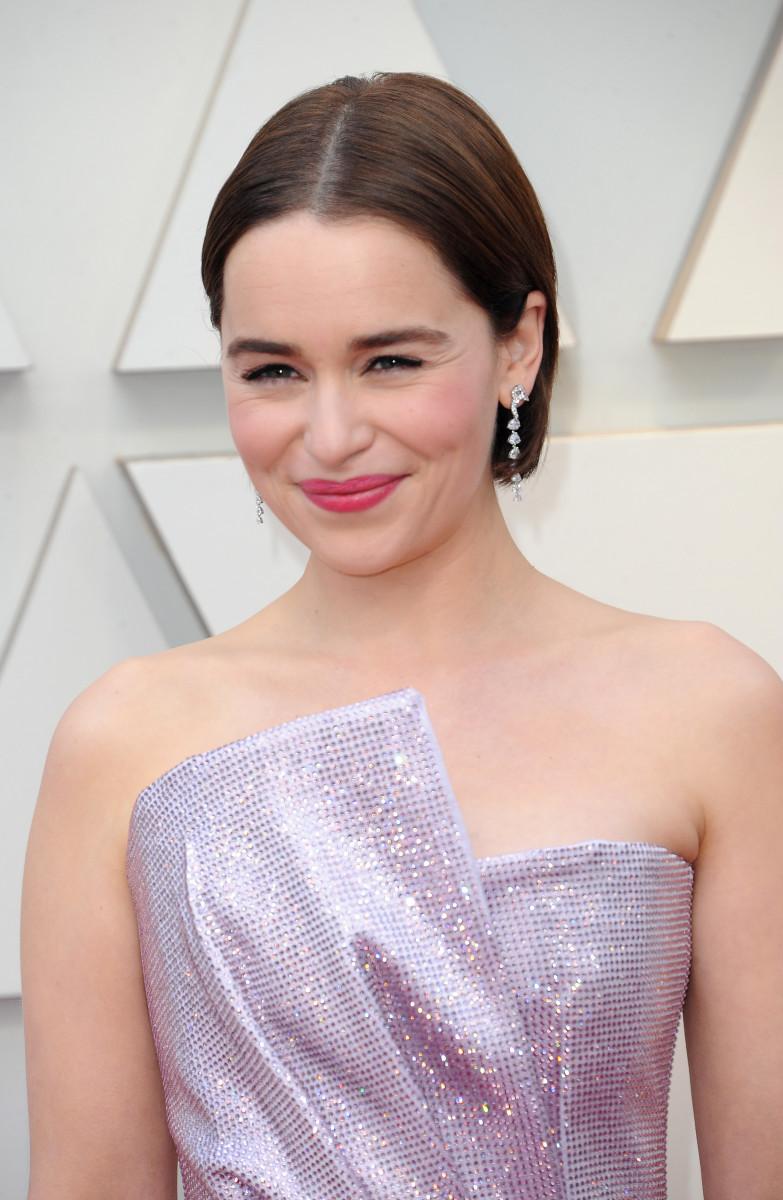 Emilia Clarke Oscars 2019