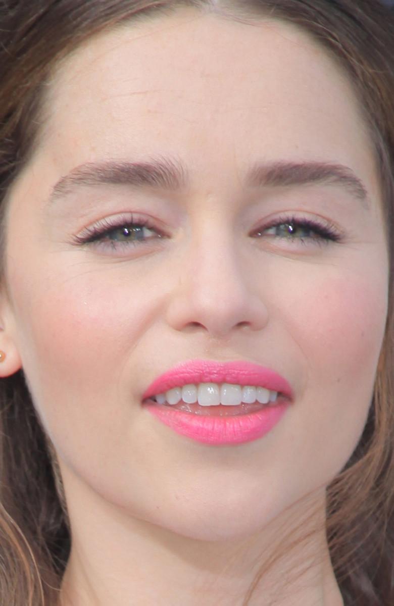 Emilia Clarke Terminator Genisys Los Angeles premiere 2015 close-up