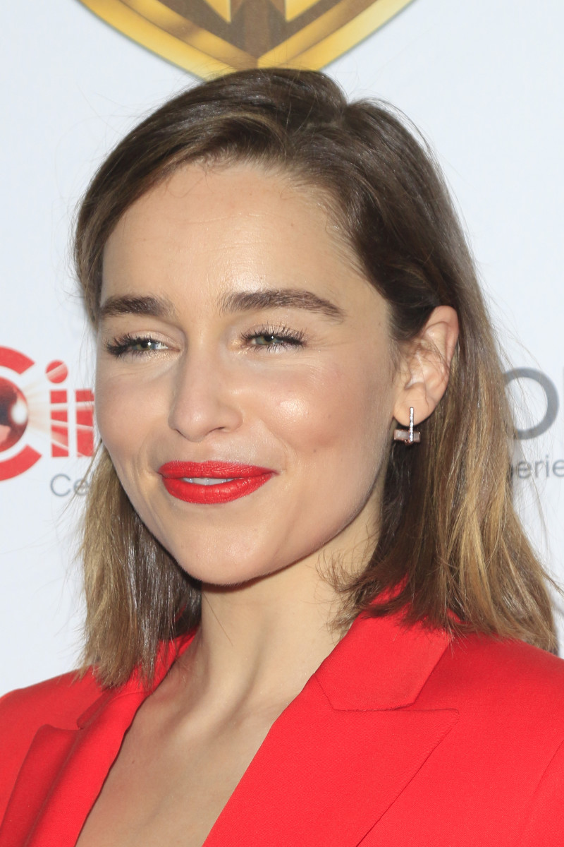 Emilia Clarke CinemaCon 2016