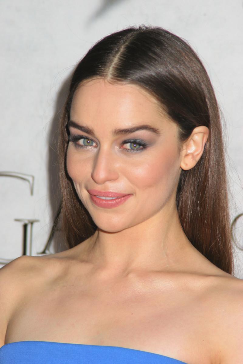 Emilia Clarke Game of Thrones Season 3 Los Angeles premiere 2013