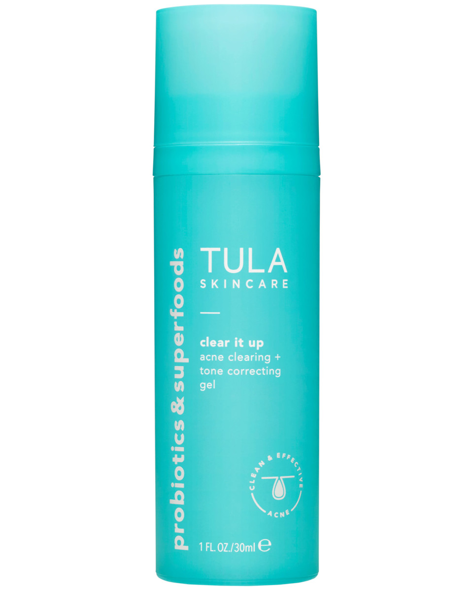 TULA Clear It Up Acne Clearing Tone Correcting Gel