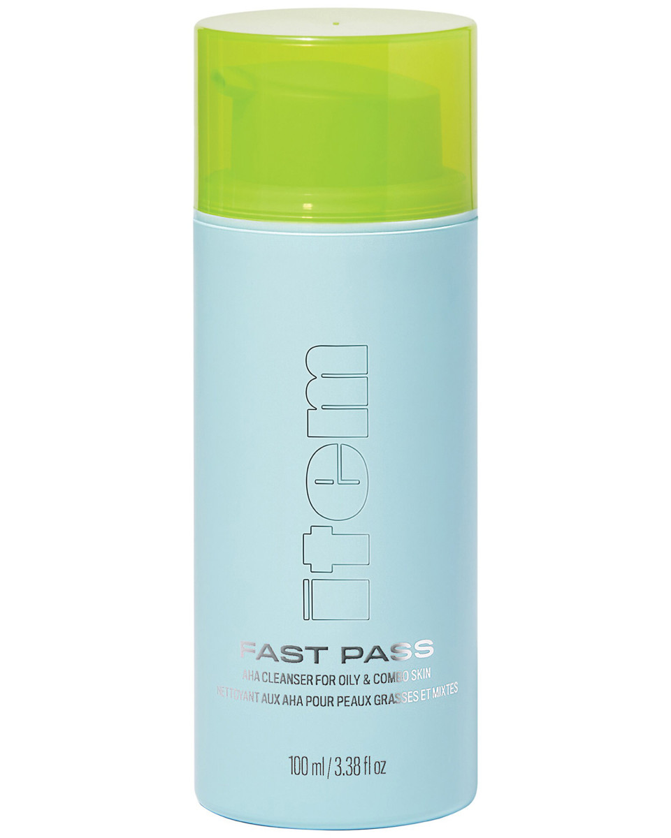 ITEM Fast Pass AHA Cleanser for Oily Combo Skin